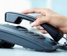 telefoniczny dyżur